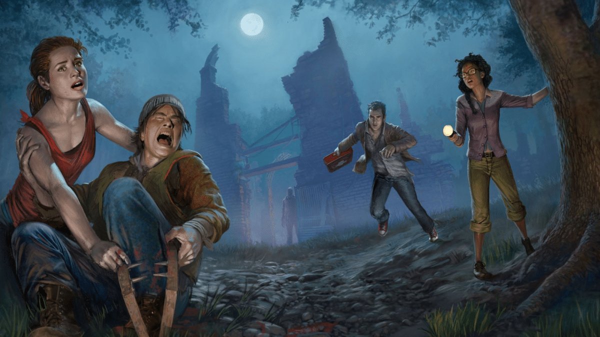 Dead By Daylight's Iconic Beta Survivor Artwork